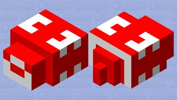 Canadian ender mite Minecraft Mob Skin