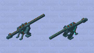 Rock Drake (ark) Minecraft Mob Skin