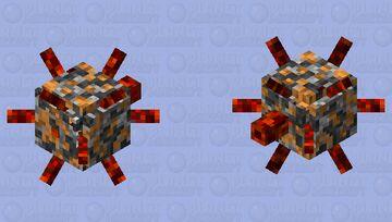 Covid-19 Minecraft Mob Skin