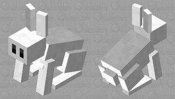 Terraria Bunny Minecraft Mob Skin