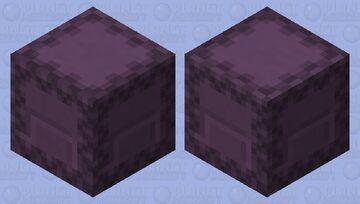 dark purple shulker Minecraft Mob Skin