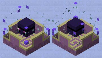 Shulker Redesign Minecraft Mob Skin