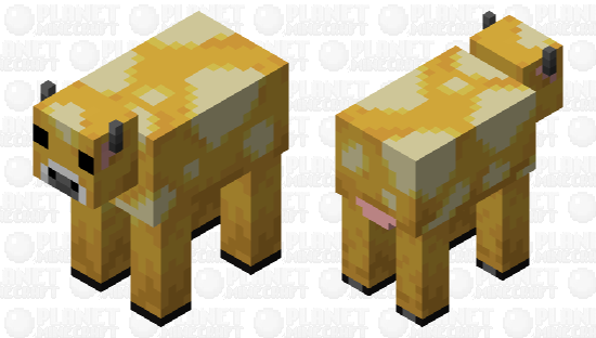 moobloom (minecraft earth) Minecraft Skin