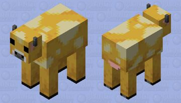moobloom (minecraft earth) Minecraft Mob Skin