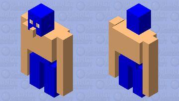 omega golem Minecraft Mob Skin