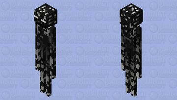 Silverman Minecraft Mob Skin