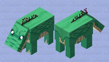 Verlidian Fiend Minecraft Mob Skin