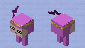 GamerRosalina-Strider Minecraft Mob Skin