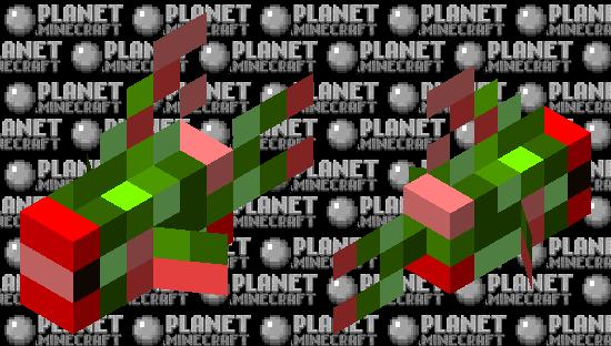 Melon Tetra Minecraft Skin