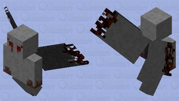 Blood vex? or Spooky vex? Minecraft Mob Skin