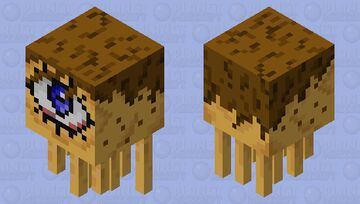 Curse of the Damned Minecraft Mob Skin