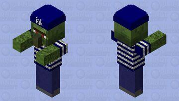 """""""Yankee Wit No Brim"""" Minecraft Mob Skin"""