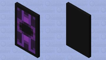 Cape for a Friend Minecraft Mob Skin