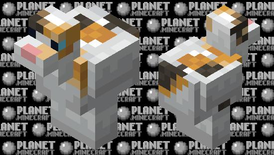 Chat (Cat Chicken) Minecraft Skin