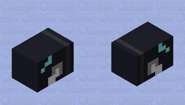 Bullet Bill - Mario Bros Minecraft Mob Skin
