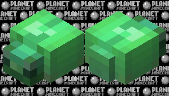 Green  Scarab Minecraft Skin