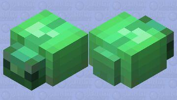 Green  Scarab Minecraft Mob Skin
