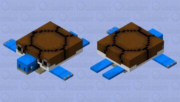 Blastoise Minecraft Mob Skin