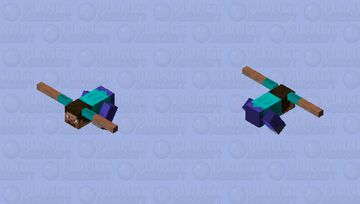 The Almighty One Minecraft Mob Skin