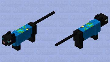 Planet Minecat - PMC 10 Year Anniversary Minecraft Mob Skin