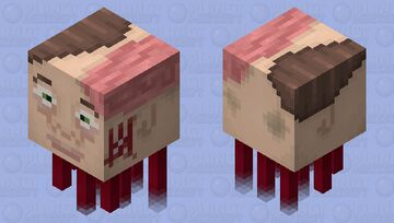 Beheaded Minecraft Mob Skin