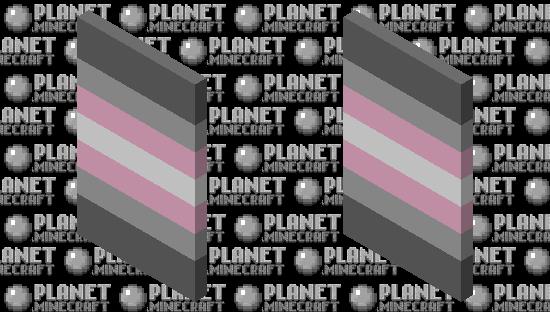 Demigirl Flag Cape Minecraft Skin