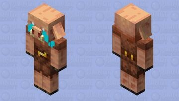 When you have a friend, and then your friend becomes a crewmate, and you become an impostor. Minecraft Mob Skin