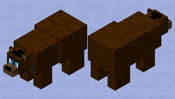 Freddy Minecraft Mob Skin