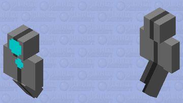 Futuristic vex Minecraft Mob Skin