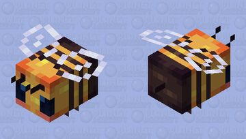 Remade Bee ~ SoulBlade Minecraft Mob Skin