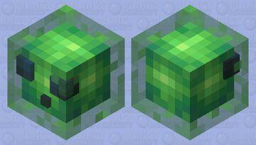 Slimey Mans - Slime Minecraft Mob Skin