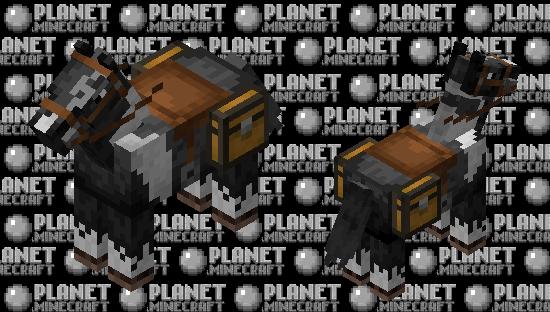 Bonnie horse retexture Minecraft Skin