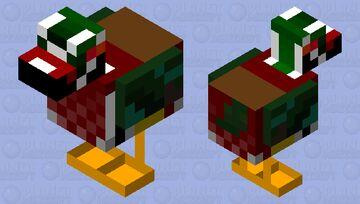 Wood Duck Minecraft Mob Skin