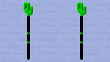 omega weapon Minecraft Mob Skin