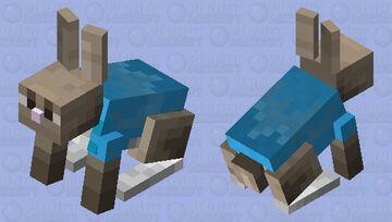Peter Rabbit Minecraft Mob Skin