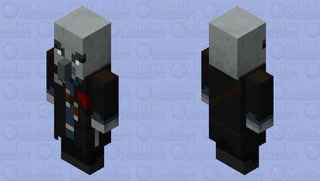 Pillager Huntsmaster Minecraft Mob Skin