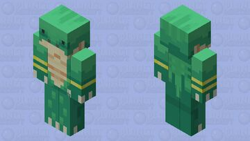 The Verlidian Minecraft Mob Skin