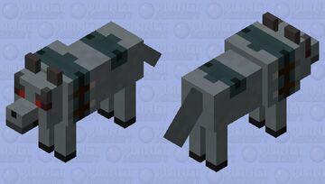 Pillager Hound Minecraft Mob Skin