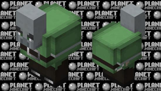 Scouter Minecraft Skin