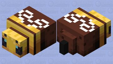 Beemite Minecraft Mob Skin