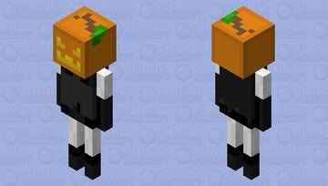 HORSELESS HEADLESS HORSEMANN (TF2 series) Minecraft Mob Skin