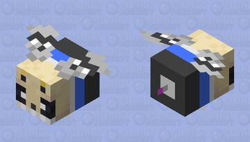 grillbees Minecraft Mob Skin