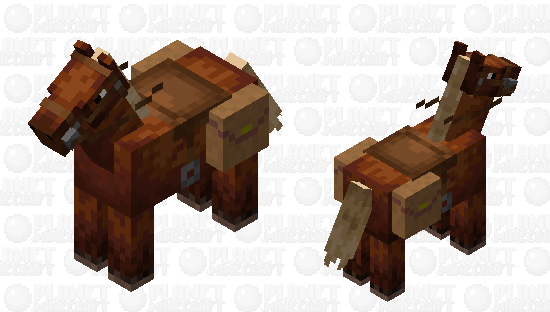 new bags Minecraft Skin