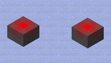 Poison mine (deactivated) Minecraft Mob Skin