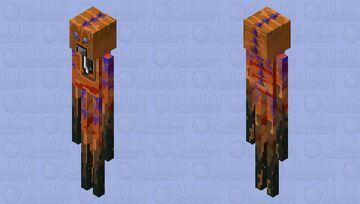 Screamer Minecraft Mob Skin