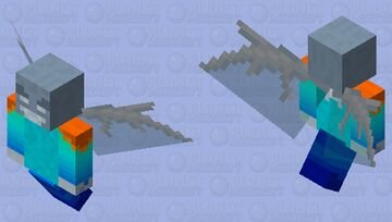 Creatures made by Rainbow Mage Minecraft Mob Skin