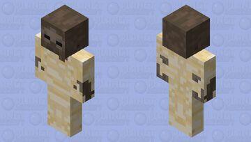 Mummified Zombie Minecraft Mob Skin