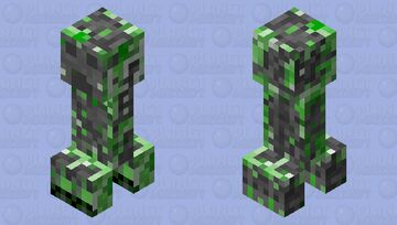 Rude Buster Minecraft Mob Skin