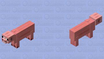 Micro-Pig Minecraft Mob Skin