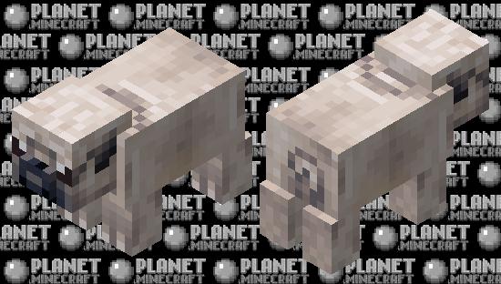 Pug Minecraft Skin
